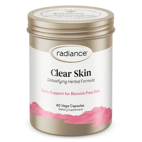 Radiance Clear Skin - 60 Capsules