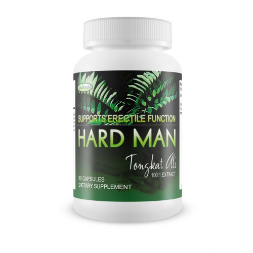 Tongkat Ali 1-100 Hardman supplement NZ