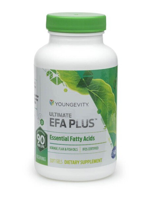 Youngevity Ultimate EFA Plus 90 soft gels essential fatty acids