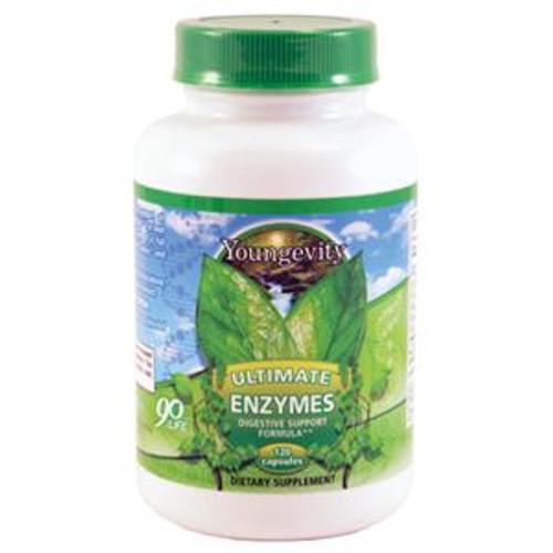 Ultimate Enzymes 120 Capsules NZ