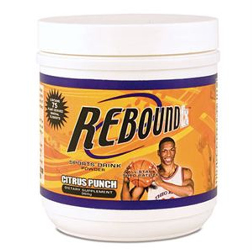 Rebound fx Citrus Punch Powder 360 g canister NZ