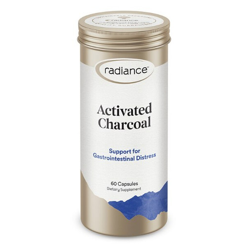 Radiance Activated Charcoal 60 Capsules