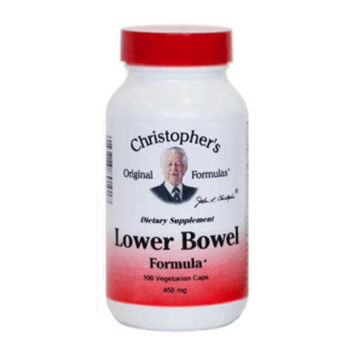 Dr Christopher's Lower Bowel Formula