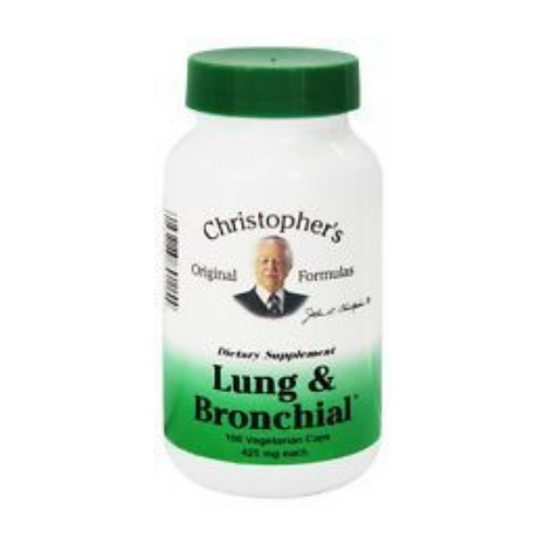 Dr Christopher Lung and Bronchial Formula
