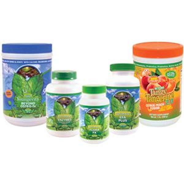 Healthy Digestion Pak 2.0 youngevity 90 for life nz