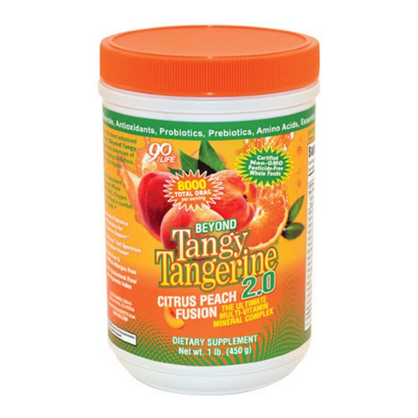 Youngevity Beyond Tangy Tangerine 2.0 Powder 480g NZ