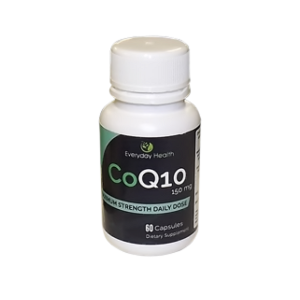 CoQ10 - 150mg Capsules nz