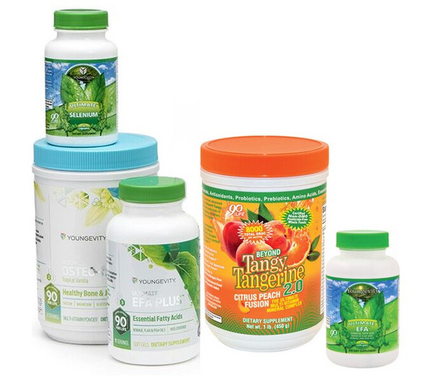 Brain & Heart Support 100% Natural Minerals for your Brain & Heart NZ youngevity