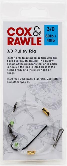 Cox & Rawle Cod / Bass Rig (Pulley Rig) #3/0