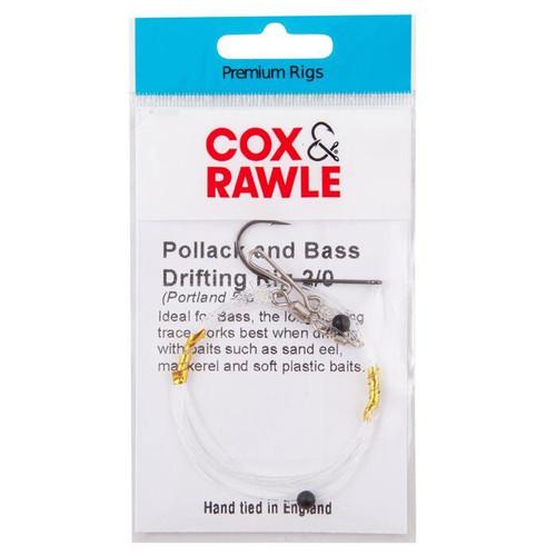 Cox & Rawle Pollack & Bass Rig (Portland Rig)