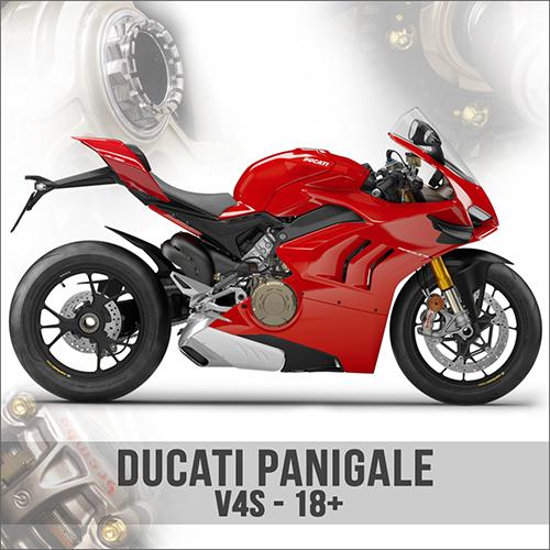 Ducati Panigale V4S 18+