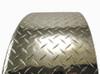 32x9 Single Axle Aluminum Tread Plate Trailer Fender top
