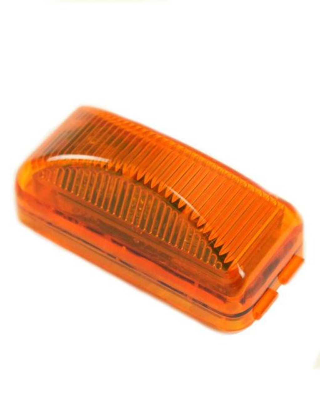 """10 Pack - 2.5""""  LED Trailer Clearance Light - Snap Lock - Amber"""