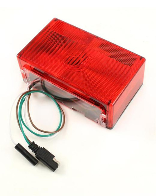 """Submersible Trailer Tail Light / Turn Signal - under 80"""" - RIGHT"""