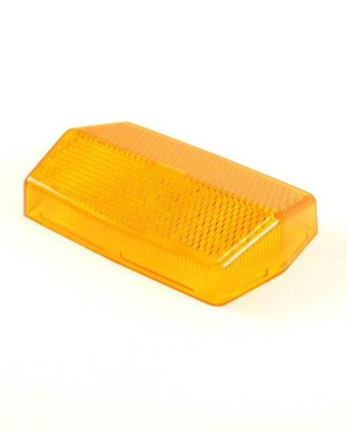 Replacement Lens For Amber Clearance Light