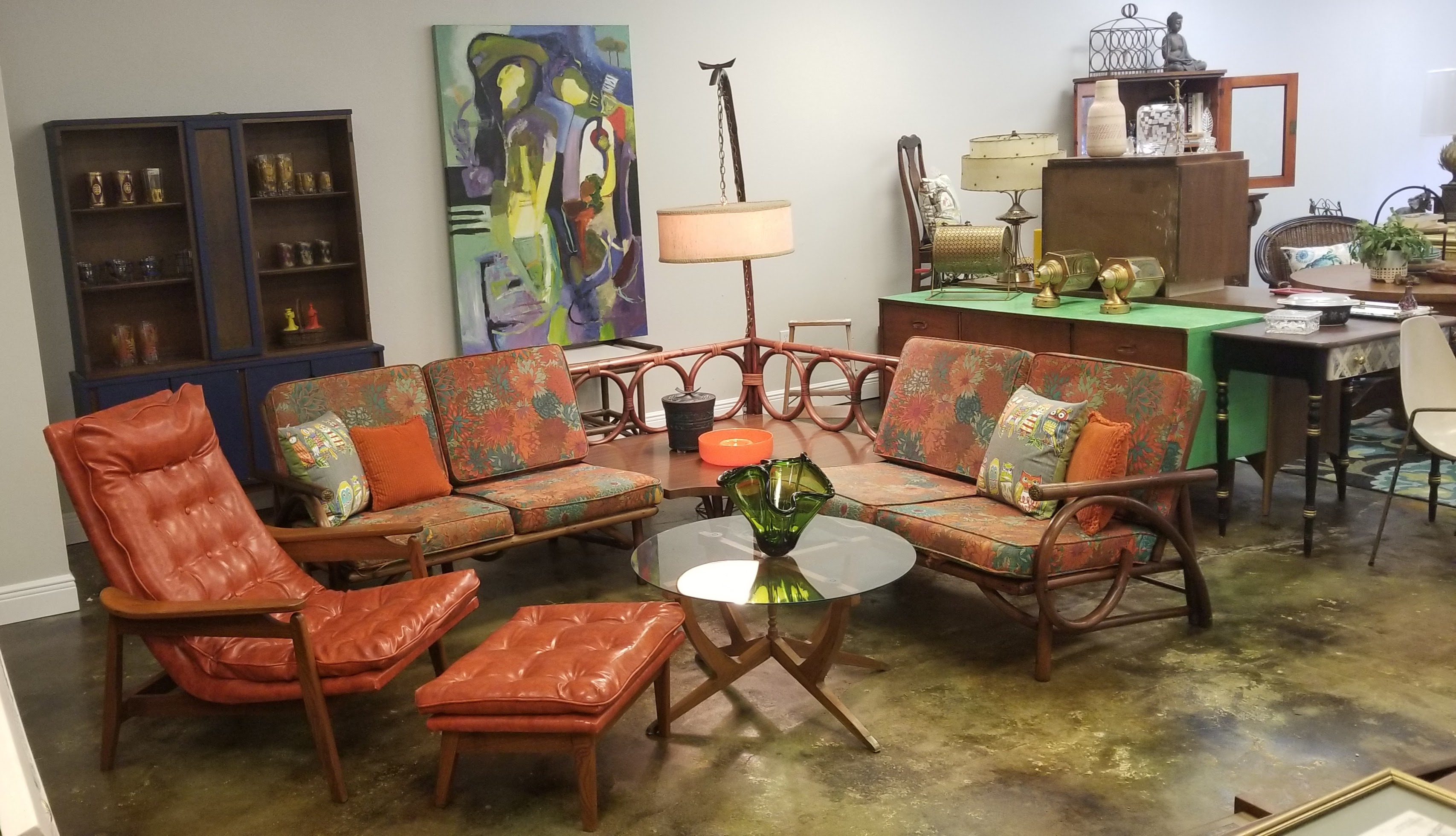 Mid-Century Modern, Bohemian and MORE!