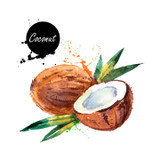 Our Coconut White Balsamic is a delightful infusion of Ultra Premium White Balsamic and creamy smooth coconut. It's perfectly sweet, pleasingly tart and redolent with the clean, rich flavor of coconut.