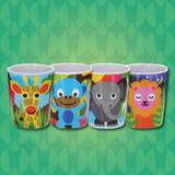 Kids Jungle Cups