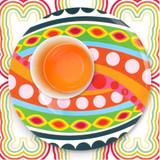 Round Melamine Platters