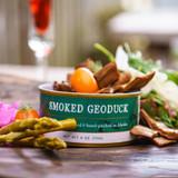 Smoked Geoduck