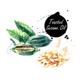 Japanese Toasted Sesame Oil