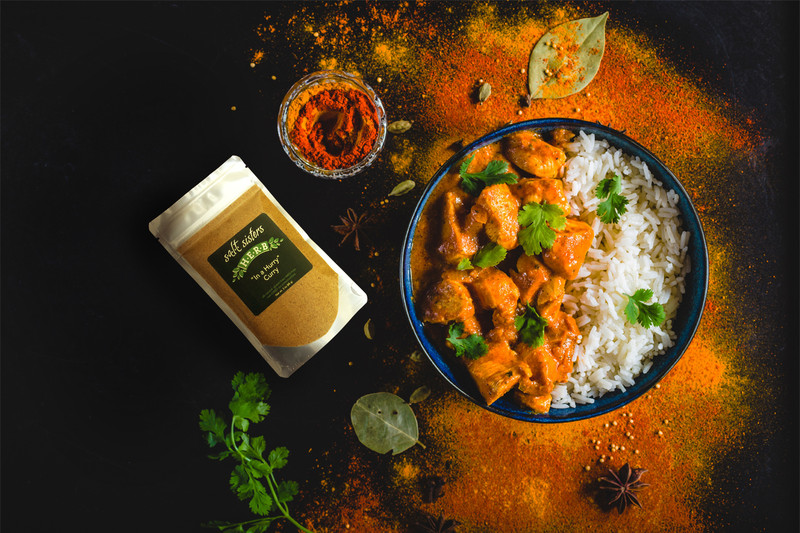 Butter Chicken with In A Hurry Curry