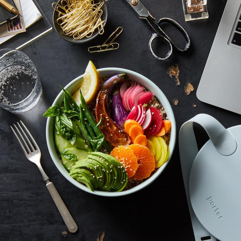 Porter Portable Lunch Bowl