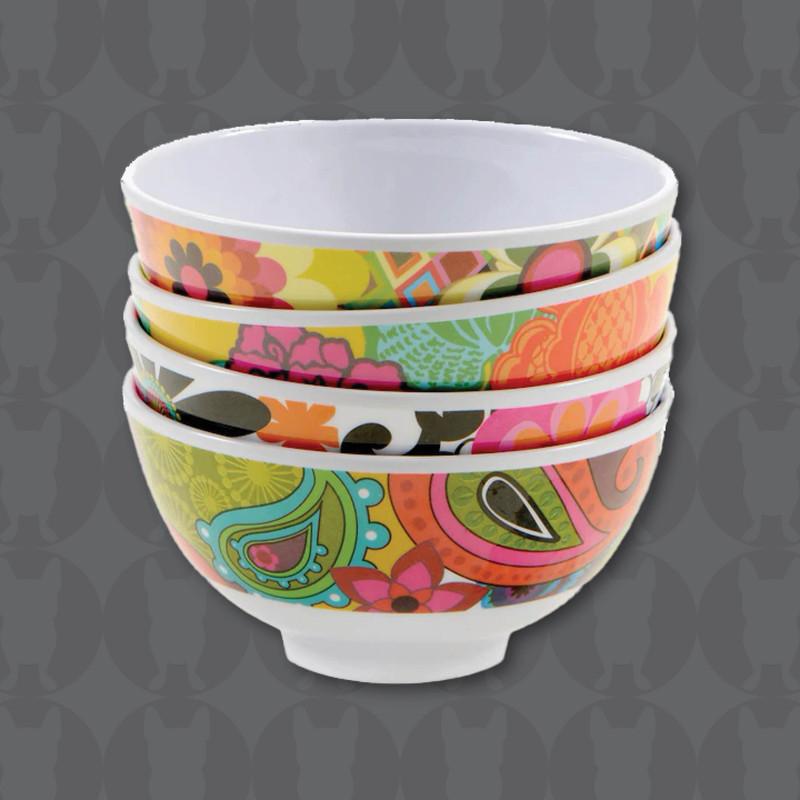 Floral Mini Bowls
