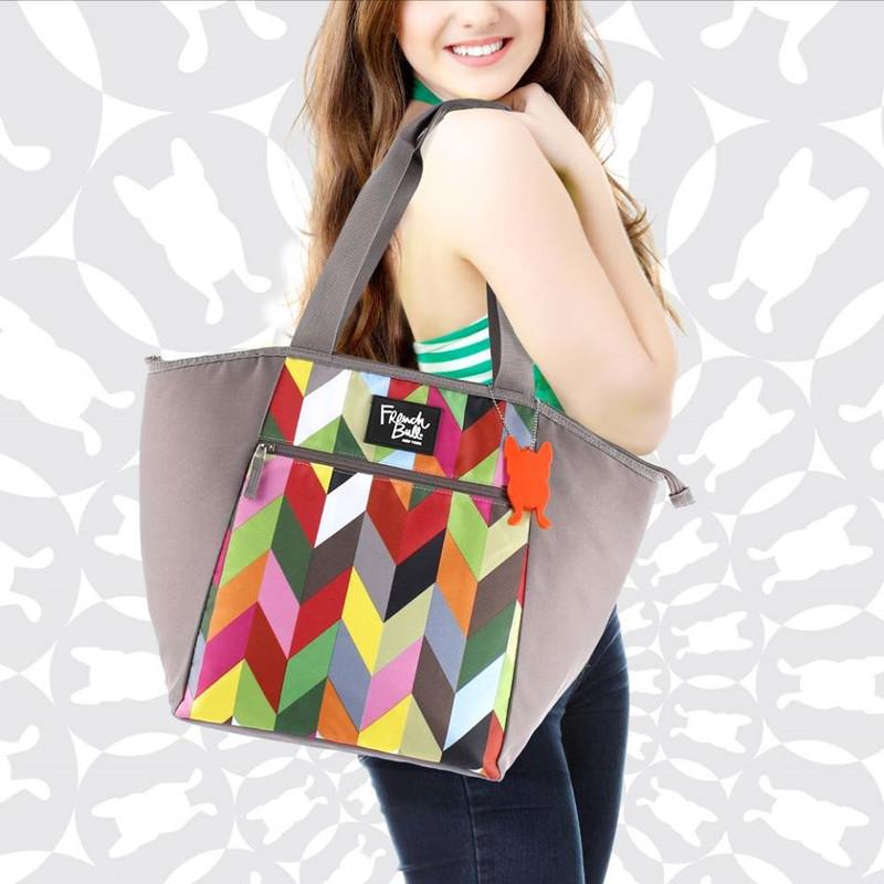 Insulated Shopper Tote Bags