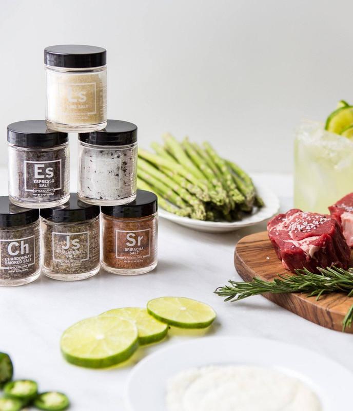 Lux Infused Salt Gift Set