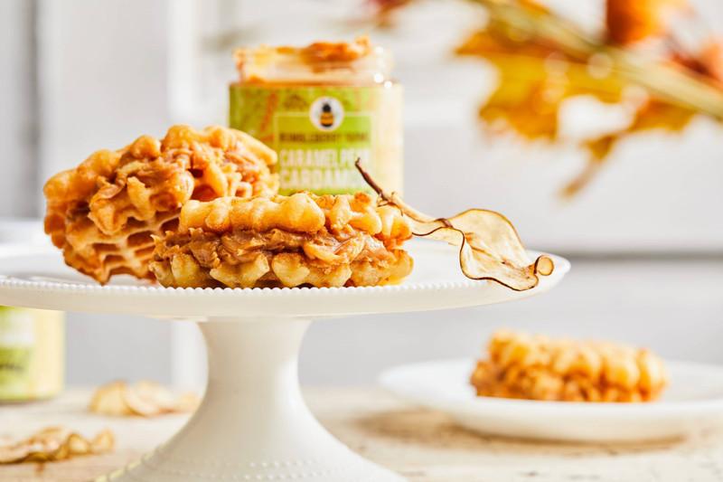 Honey Cream Spreads