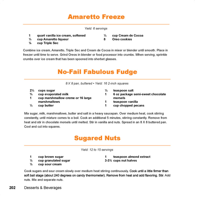 According to Taste Cookbook