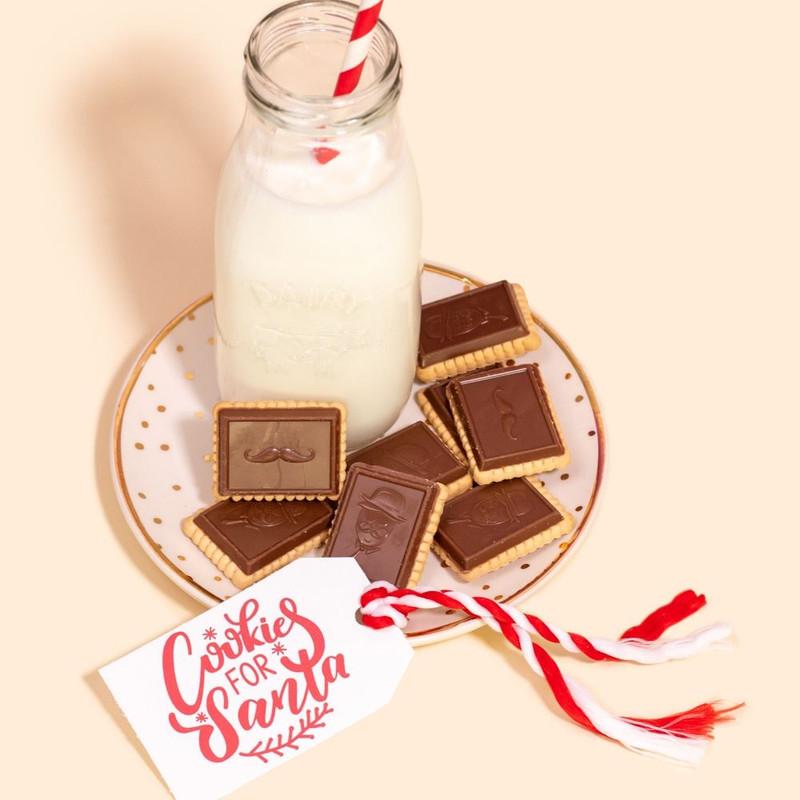 Belgian Chocolate Cookie Bars