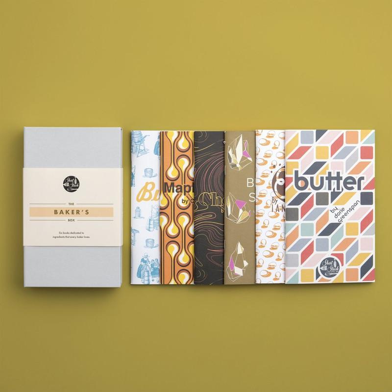 Baker's Cookbooks Box Set