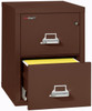 Fireproof 2-Drawer Vertical File Cabinet 25-2-2125