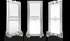 Modulate® Sneeze Guard Walls For Resturants & Salons (Misc. Configurations)