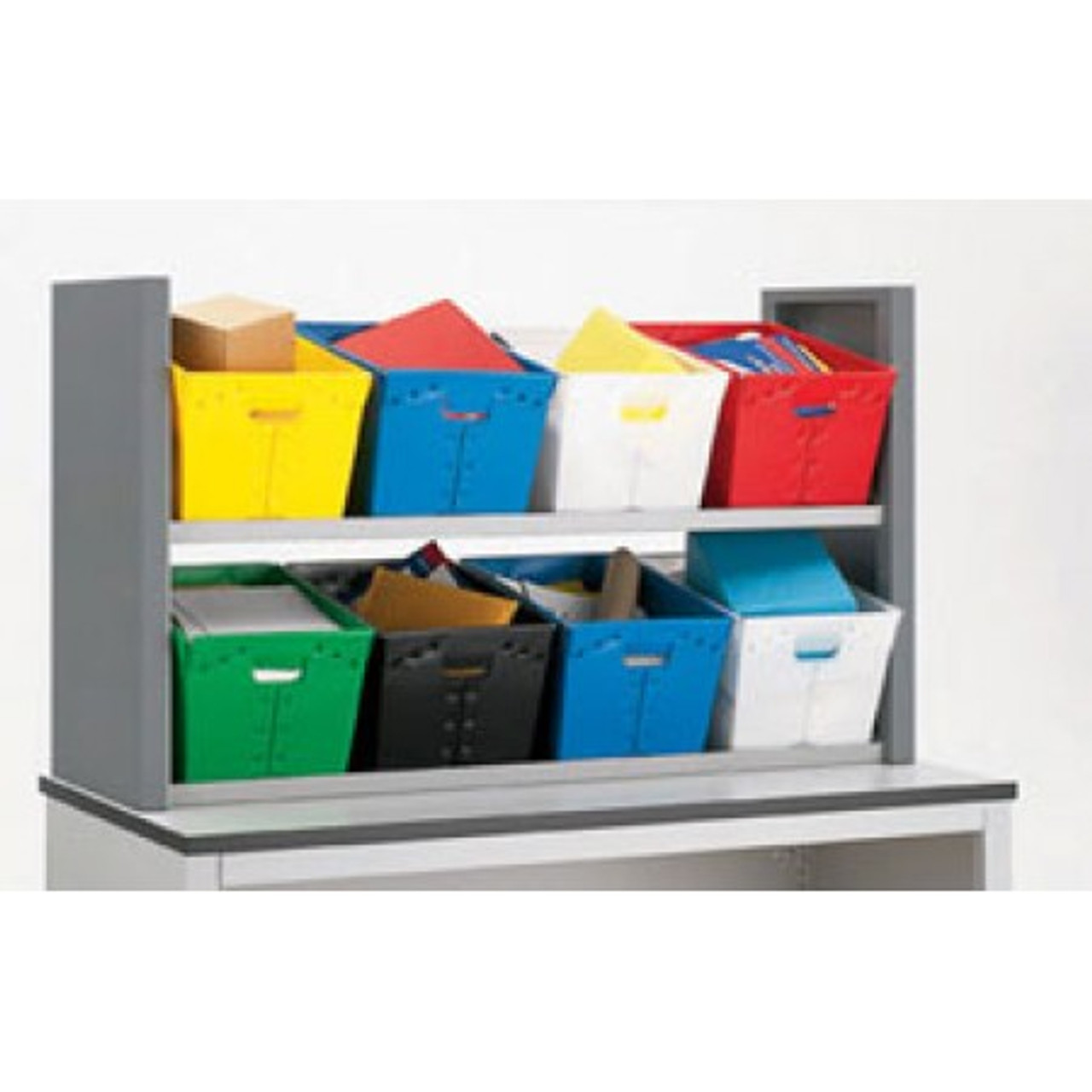 Charnstrom Postal Tote Sorter - Totes See T158