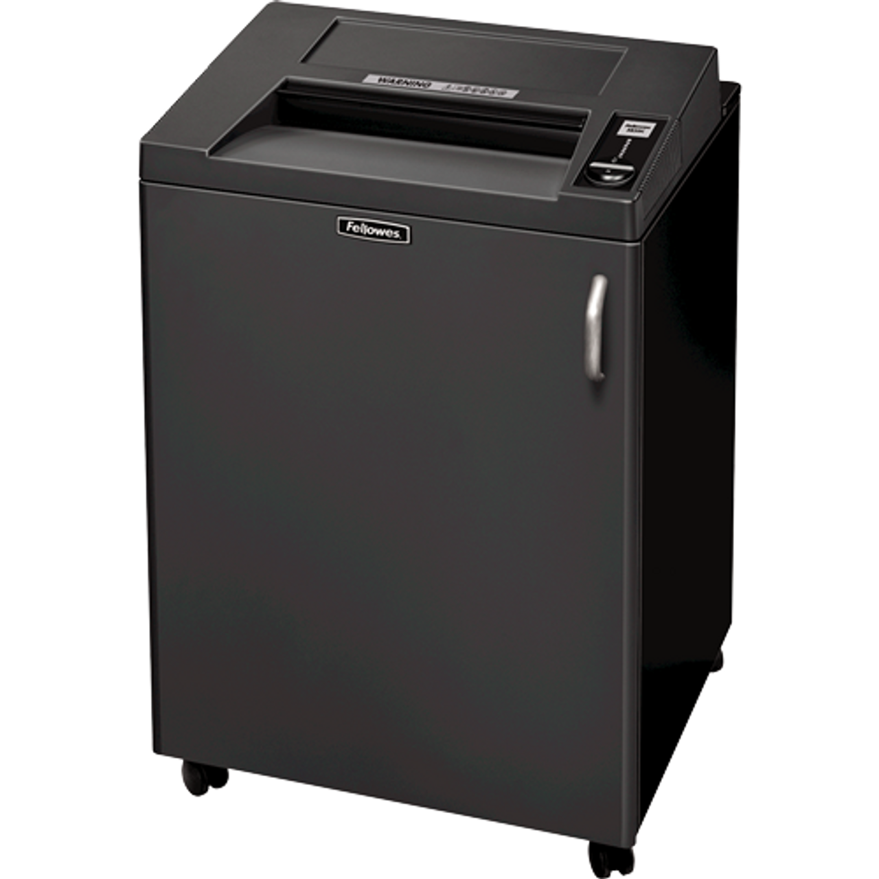 Fortishred 3850C TAA Compliant Cross-Cut Shredder - Black/Dark Silver