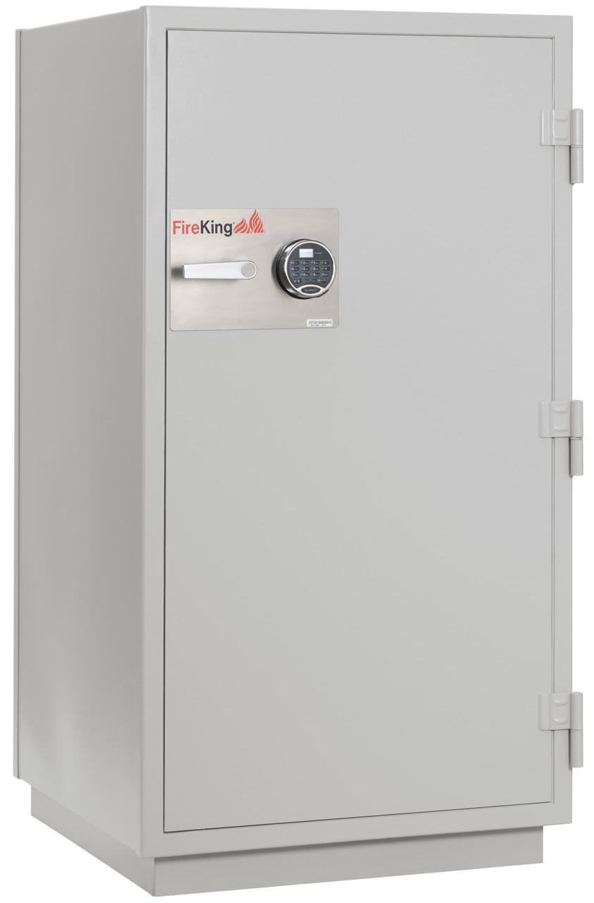 FireKing 3-Hour Fireproof 7.9 cu. ft. Electronic Keypad Lock Data Safe DM4420-3