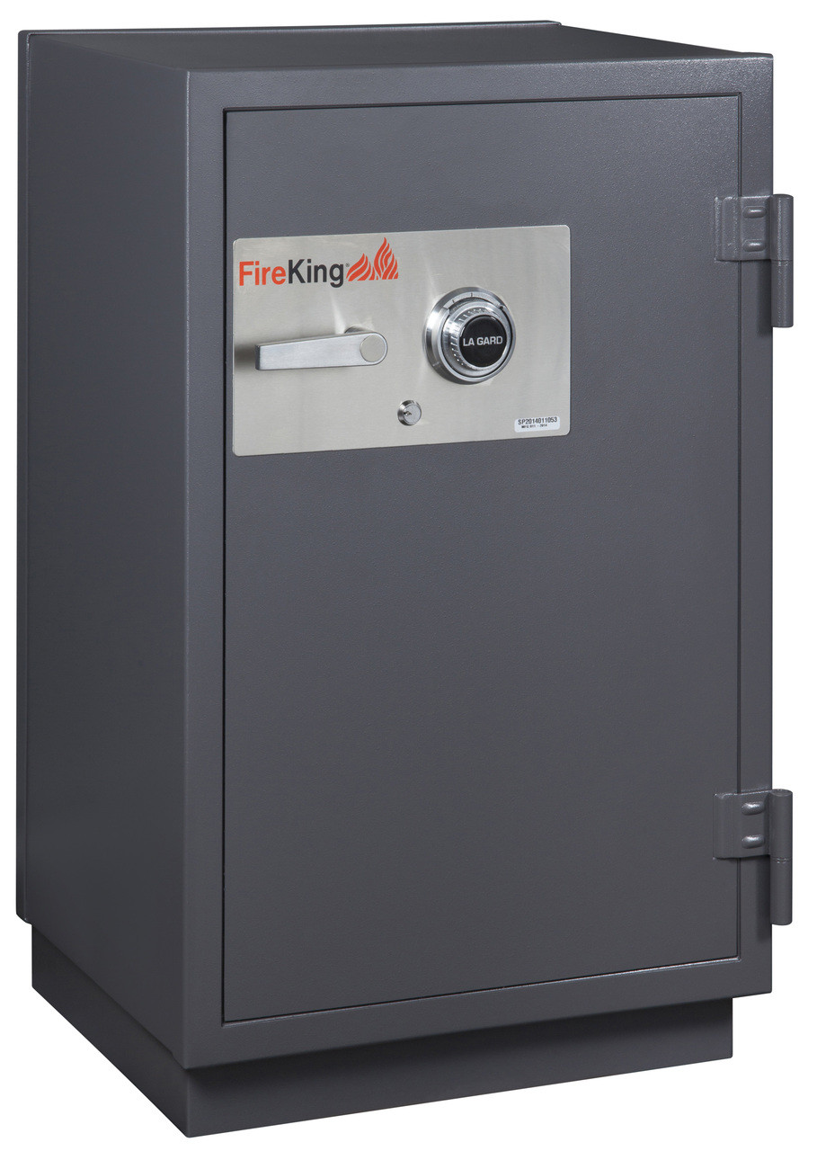 FireKing 2-Hour Fire with Impact & Burglary-Rated Record Safes-KR3115