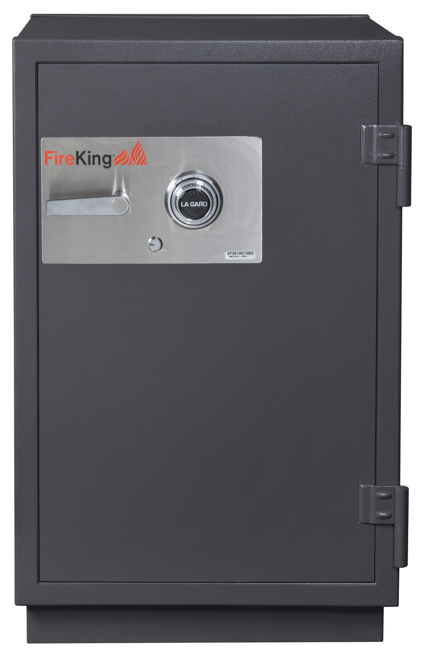 FireKing 2-Hour Fire with Impact & Burglary-Rated Record Safes-KR3121
