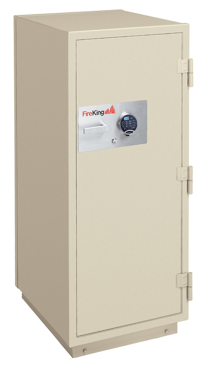 FireKing 2-Hour Fire with Impact & Burglary-Rated Record Safes-KR3921