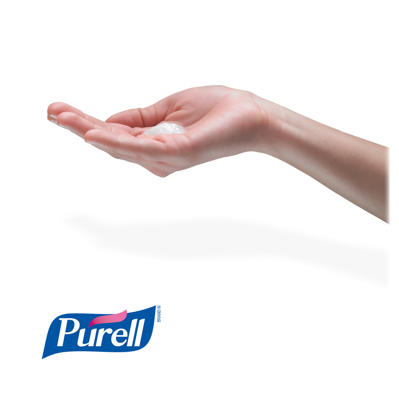 PURELL® TFX Hand Sanitizer Dispenser Refill - 40.6 fl oz (1200 mL) - Kill Germs - Hand, Skin - Clear - Moisturizing, Antimicrobial - 4 / Carton