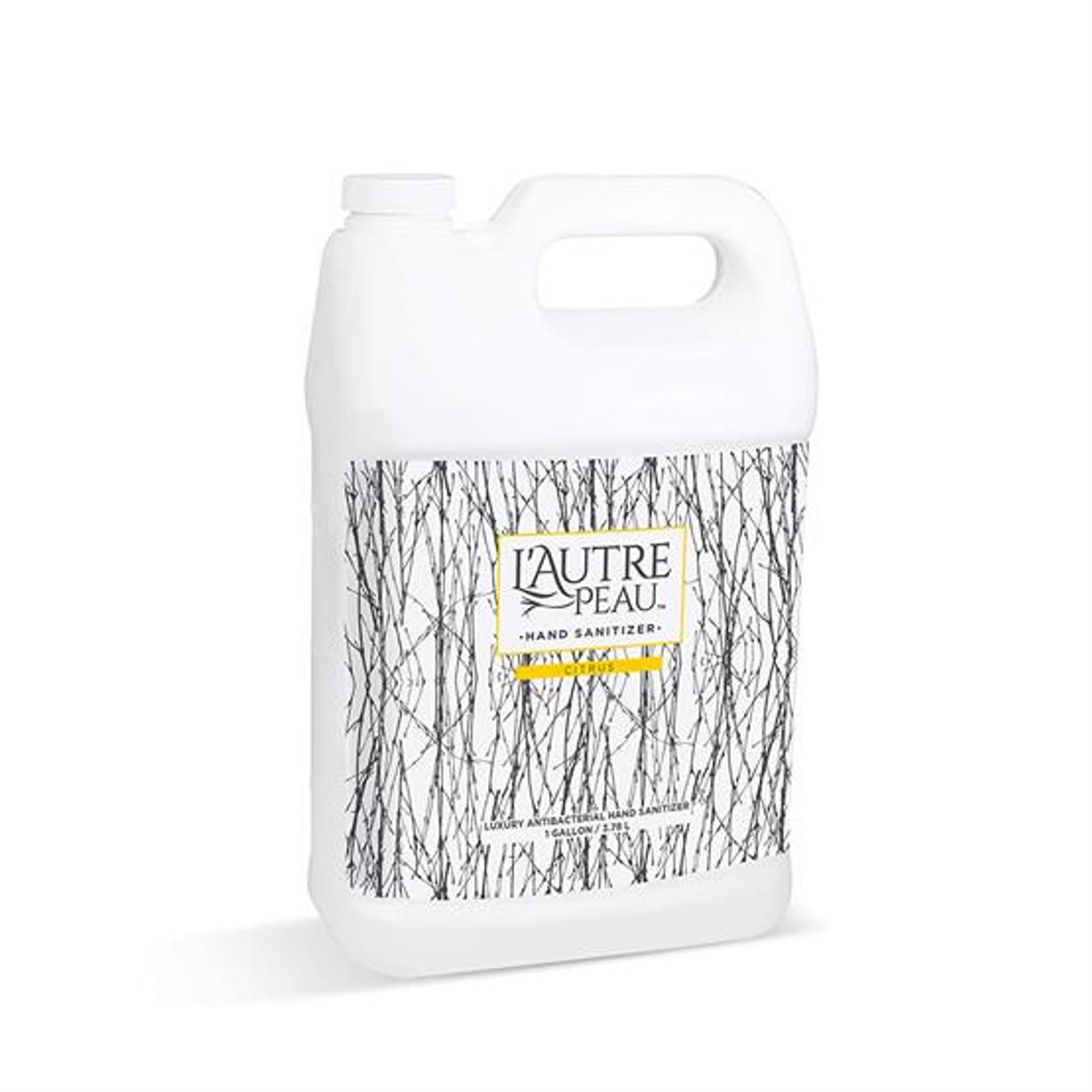 Supply Owl-1 Gallon Hand Sanitizer (Case of Four)