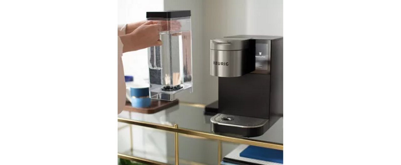 New Keurig K-2500 Single Serve Commercial Coffee Maker with Water Reservoir