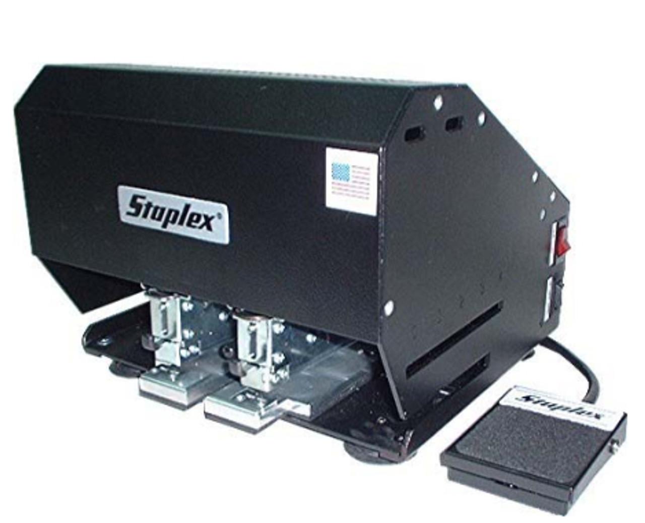 Staplex S-620NRD Thick Wire Series Double Headed Heavy Duty Stapler