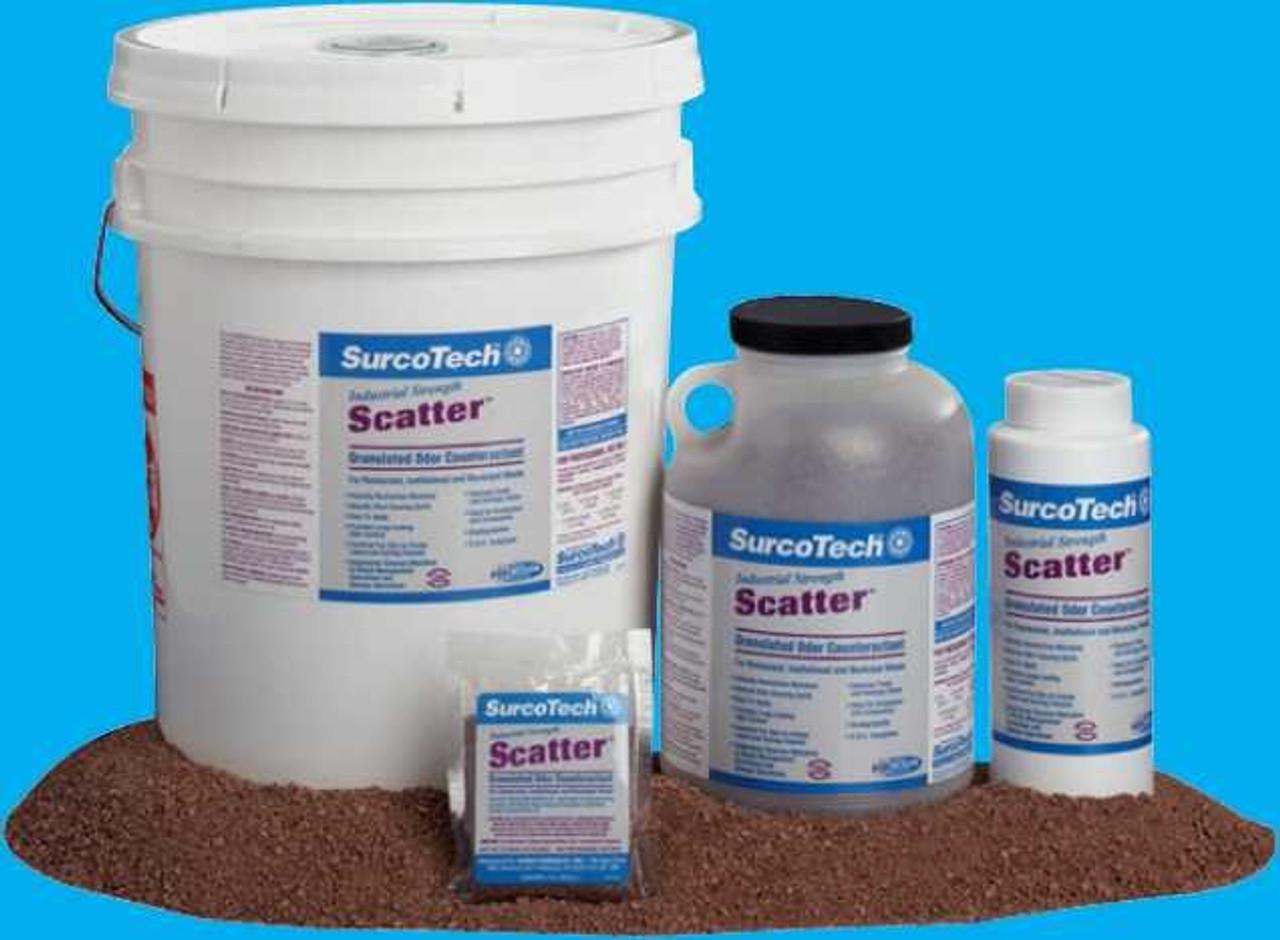 Surcotech Scatter® #12 Granular Odor Counteractant,(Cherry Scent)