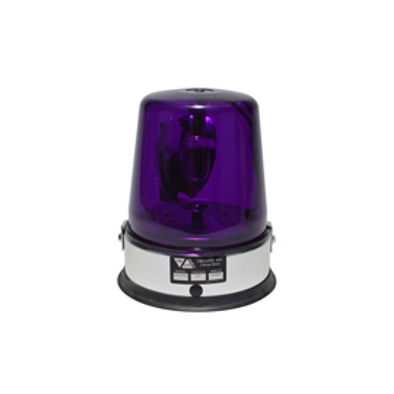 MV2IND-110P-R AC/DC Rotating Beacon Light