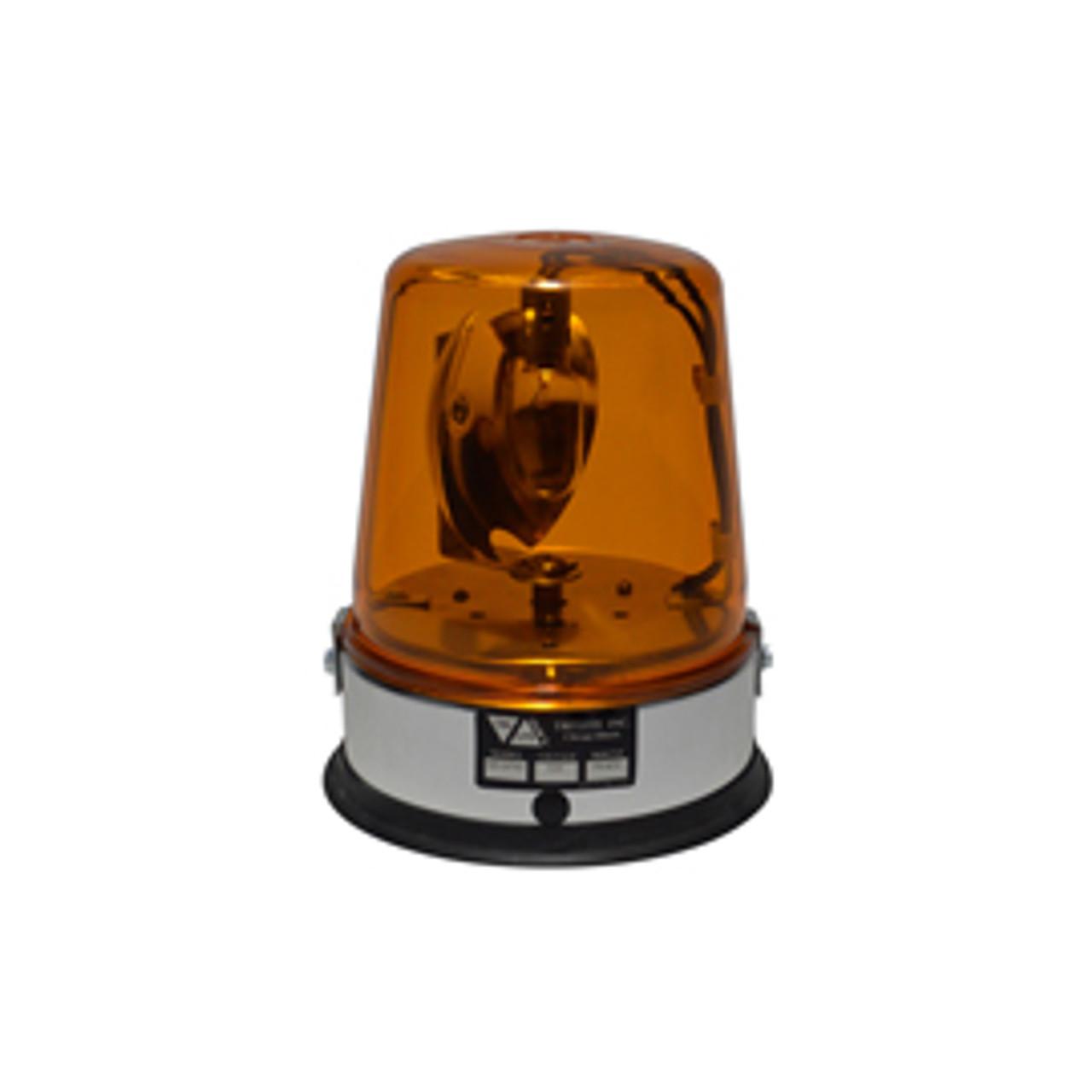 MV2IND-12M-A AC/DC Rotating Beacon Light