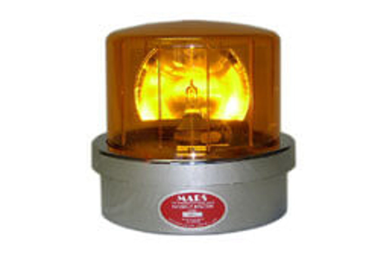 "SW1-12CP-C SW ""Skybolt"" DC Rotating Beacon Light"